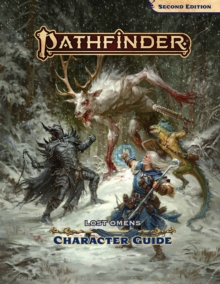Pathfinder Lost Omens Character Guide [P2], Hardback Book
