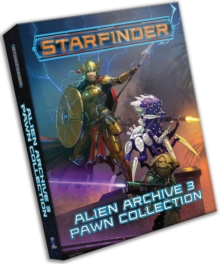 Starfinder Pawns: Alien Archive 3 Pawn Collection, Game Book