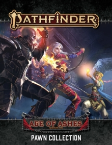 Pathfinder Age of Ashes Pawn Collection (P2), Game Book