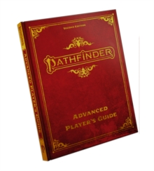 Pathfinder RPG: Advanced Player's Guide (Special Edition) (P2), Paperback / softback Book