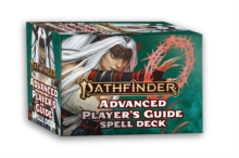 Pathfinder Advanced Player's Guide Spell Cards (P2), Game Book