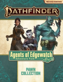 Pathfinder Agents of Edgewatch Pawn Collection (P2), Game Book