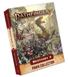 Pathfinder Bestiary 3 Pawn Collection (P2), Game Book