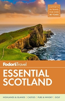 Fodor's Essential Scotland, Paperback / softback Book