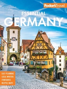 Fodor's Essential Germany, Paperback / softback Book