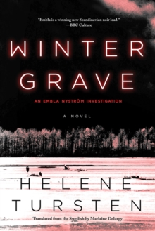 Winter Grave, Hardback Book
