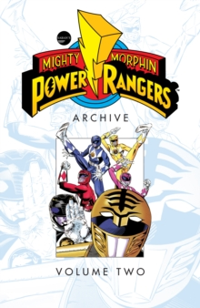 Mighty Morphin Power Rangers Archive Vol. 2, PDF eBook