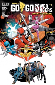 Saban's Go Go Power Rangers: Back to School #1, PDF eBook