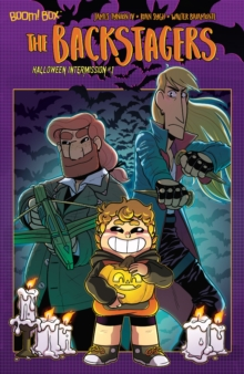 The Backstagers 2018 Halloween Intermission #1, PDF eBook