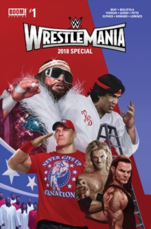 WWE: Wrestlemania 2018 Special #1, PDF eBook