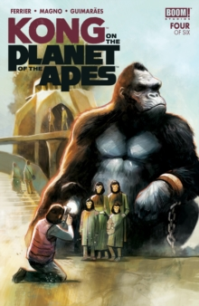 Kong on the Planet of the Apes #4, PDF eBook