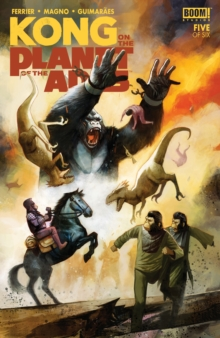 Kong on the Planet of the Apes #5, PDF eBook
