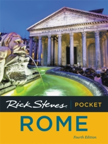 Rick Steves Pocket Rome (Fourth Edition), Paperback / softback Book