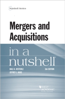 Mergers and Acquisitions in a Nutshell, EPUB eBook