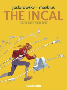 The Incal, Paperback / softback Book
