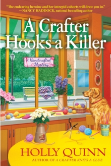 A Crafter Hooks a Killer : A Handcrafted Mystery, EPUB eBook
