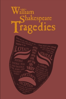 William Shakespeare Tragedies, Paperback / softback Book
