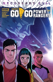 Saban's Go Go Power Rangers #31, PDF eBook