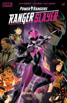 Power Rangers: Ranger Slayer #1, PDF eBook