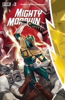 Mighty Morphin #2, PDF eBook
