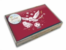 Harry Potter: Christmas Note Card Set, Cards Book