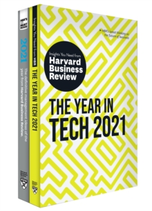 HBR's Year in Business and Technology: 2021 (2 Books), EPUB eBook