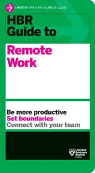 HBR Guide to Remote Work, EPUB eBook
