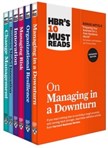 HBR's 10 Must Reads for the Recession Collection (6 Books), Book Book