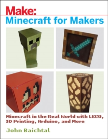 Minecraft for Makers, Paperback Book