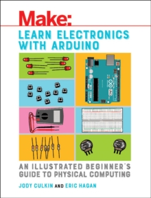 Learn Electronics with Arduino, Paperback / softback Book
