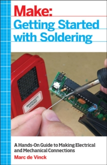 Getting Started with Soldering, Paperback Book