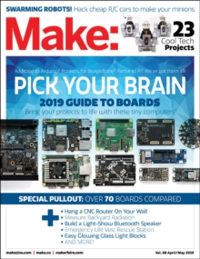 Make - Volume 68, Paperback / softback Book