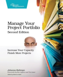 Manage Your Project Portfolio 2e, Paperback / softback Book