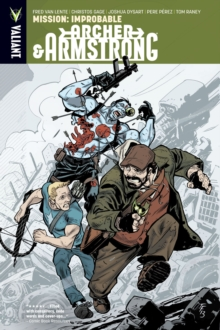 Archer & Armstrong Vol. 5: Mission: Improbable TPB, EPUB eBook