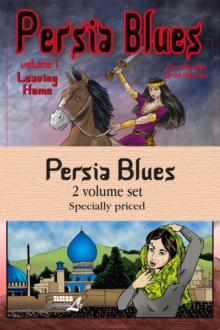 Persia Blues Set, Paperback Book
