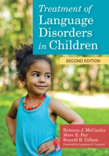 Treatment of Language Disorders in Children, EPUB eBook