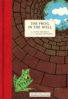 The Frog In The Well, Hardback Book