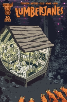 Lumberjanes #10, EPUB eBook