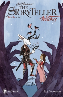 Jim Henson's Storyteller: Witches #1, EPUB eBook
