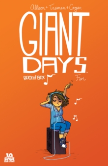 Giant Days #5, EPUB eBook