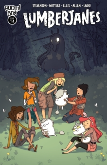Lumberjanes #14, EPUB eBook