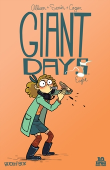 Giant Days #8, EPUB eBook