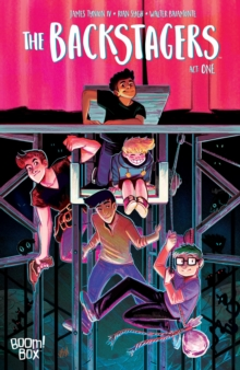 The Backstagers #1, EPUB eBook