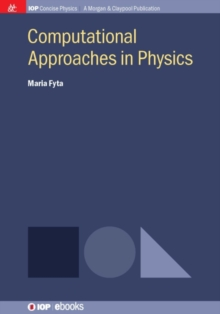 Computational Approaches in Physics, Paperback Book