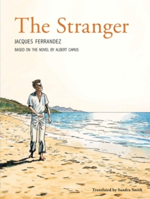 The Stranger - The Graphic Novel, Hardback Book