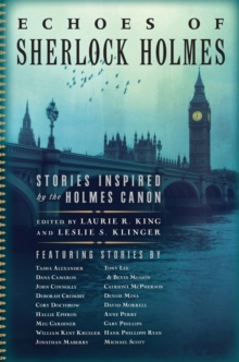 Echoes of Sherlock Holmes - Stories Inspired by the Holmes Canon, Hardback Book