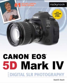 David Busch Canon EOS 5D Mark IV, Paperback / softback Book