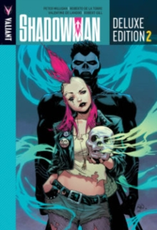 Shadowman Deluxe Edition Book 2, Hardback Book