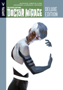 The Death-Defying Dr. Mirage Deluxe Edition Book 1, Hardback Book
