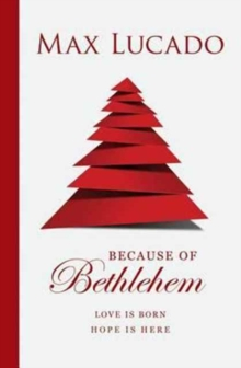 Because of Bethlehem (Pack of 25), Shrink-wrapped pack Book